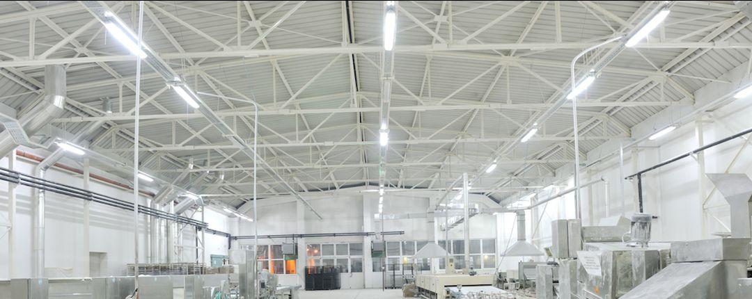 luces para almacenes industriales costa rica