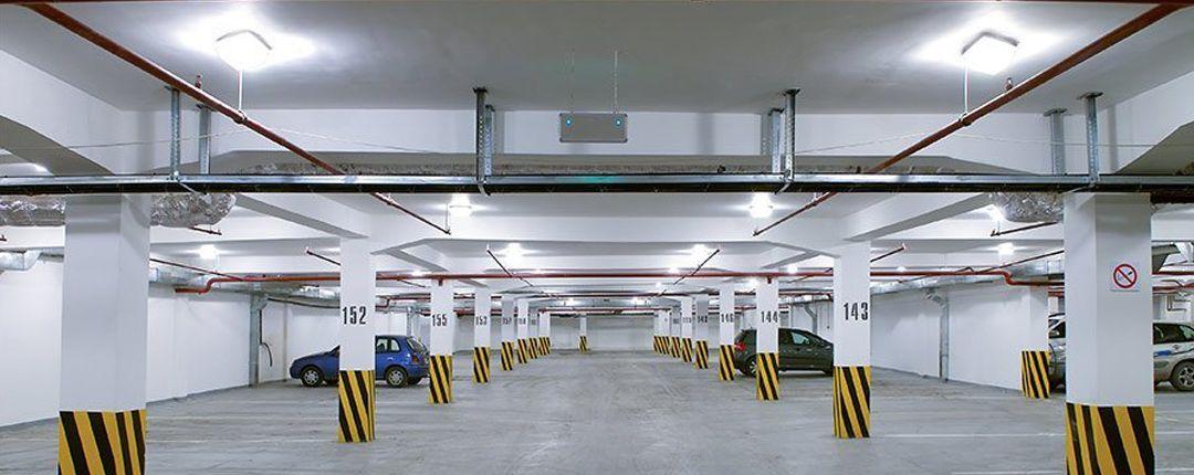 luces para parqueos bajo techo costa rica