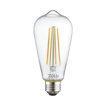 led classic filament lamps zl 4c